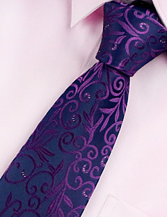 Herrer Slips,Vintage / Fest / Kontor / Fritid Polyester,Trykt mønster