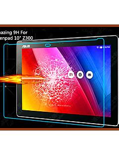 9H ASUS를위한 강화 유리 화면 보호 필름은 10 Z300 z300c z300cg 태블릿을 zenpad