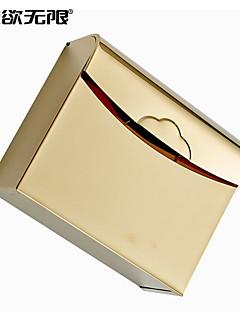 épaisse boîte de mouchoirs weiyuwuxian® surréglementation acier inoxydable étanche toilettes