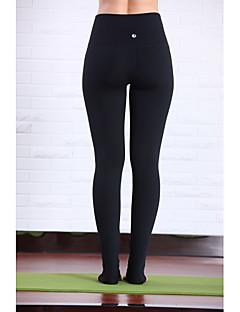 מכנסיים יוגה נושם גבוה מתיחה בגדי ספורט לנשים יוגה המלכה® יוגה