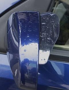 Practical Car Rearview Mirror Rain Eyebrow(2 Pieces of Set)