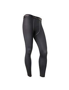 Cycling Pants Men's Breathable / Quick Dry / Sweat-wicking Bike Pants/Trousers/Overtrousers / Bottoms Solid Exercise & Fitness