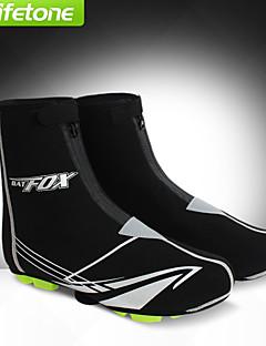 Shoe Covers/Overshoes Bike Waterproof / Thermal / Warm / Windproof Unisex Black Spandex