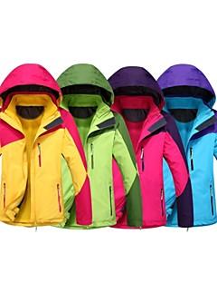 לנשים מעילי 3 ב 1 / מעילי פליז / ז'קטים לנשים / ז'קטים לחורף / צמרותסקי / מחנאות וטיולים / ציד / דיג / טיפוס / החלקה / כושר גופני / ספורט