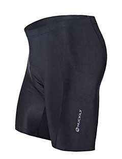 NUCKILY® Cycling Padded Shorts UnisexBreathable / Anatomic Design / Ultraviolet Resistant / Wearable / Reflective Strips / Shockproof /
