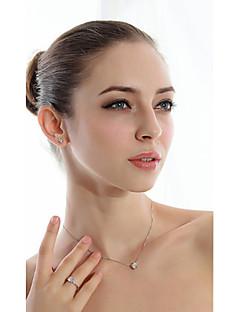 Ogrlice Ogrlice s privjeskom / Lančići Jewelry Vjenčanje / Party / Dnevno / Kauzalni Birthstones Glina 1pc Poklon