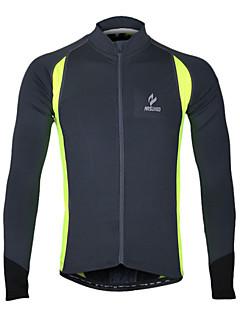 חולצת ג'רסי לרכיבה לנשים יוניסקס שרוול ארוך אופניים נושם נגד החלקה שכבות בסיס בגדים צמודים ג'רזי מדים בסטים צמרות אביב קיץ סתיומחנאות