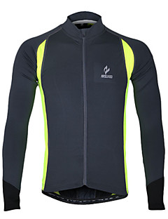 Cycling Jersey Women's / Unisex Long Sleeve Bike Breathable / Anti-skidding/Non-Skid/AntiskidBase Layers / Compression Clothing / Jersey