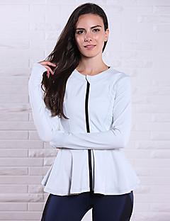 Regina Yoga ® Yoga Top Traspirante / Compressione Elevata elasticità Abbigliamento sportivo Yoga Per donna