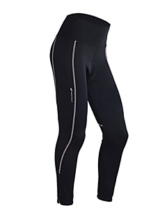 NUCKILY® Cycling Pants Women'sBreathable / Thermal / Warm / Quick Dry / Windproof / Anatomic Design / Fleece Lining / Ultraviolet