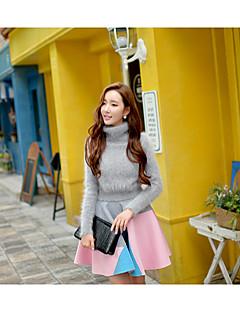 Women's 2015 Korea Fashion Multicolor Skirts, Casual/Print/Cute/Party Mini