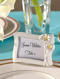 Calla Lily Place Card Holder Party Decoration