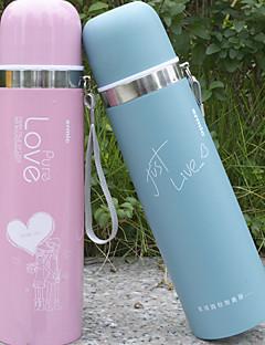 12 Stunden hochwertigem Edelstahl Vakuum Thermosschale Kinder hochwertigen Tee Tasse Liebhaber Geschenk neue 350ml