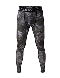 Running Shorts / Pants/Trousers/Overtrousers / Compression Clothing / Bottoms Men'sBreathable / High Breathability (>15,001g) / Quick Dry