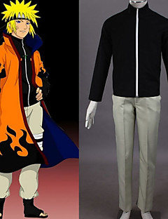 Naruto Uzumaki Naruto 8th Ver Cosplay Costume Rokudaime 6th Hokage Underwear Outfit