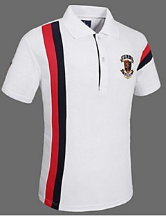 Homens Camiseta / BlusasAcampar e Caminhar / Alpinismo / Exercicio e Fitness / Golfe / Corridas / Esportes Relaxantes / Badminton /