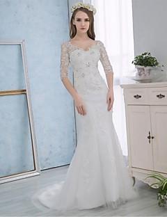 Cheap Trumpet/Mermaid Wedding Dresses Online   Trumpet/Mermaid ...
