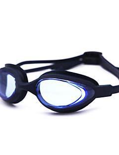 svømmebriller Unisex Anti-Tåge Silika Gele Nylon Hvid Grå Sort Blå Lyserød Grå Blå Mørkeblå Lilla