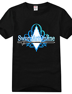 Disfraces Cosplay-Sword Art Online- deKirito-T-Shirt-