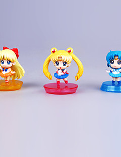Sailor Moon Overige 5CM Anime Action Figures model Toys Doll Toy