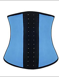 Shaperdiva Women's Latex Steel Bonec Underbust Corset for Waist Training Body Shaper Corset
