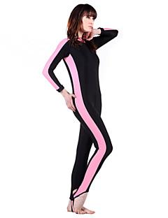 Ostatní Pánské Potápěčské obleky / Ochrana proti vyrážce / Mokrý Diving Suit Odolný vůči UV záření Potápěčské Skins 3-3,4milimetryŽlutá /