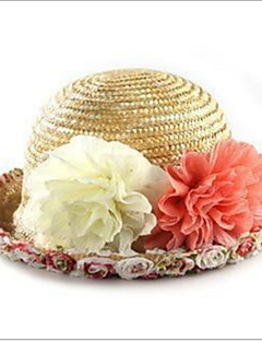 2016 Korea Small Floral Lace Beach Hat