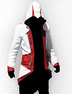 Video Game Assassinator Cosplay Kapuzenpullover