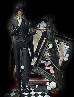 Black Butler Sebastian Michaelis 25CM Anime Action Figures Model Toys Doll Toy