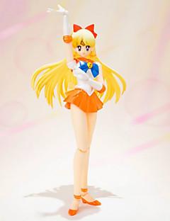 Pretty Cure Sailor Venus 20CM Anime Action Figures Model Toys Doll Toy