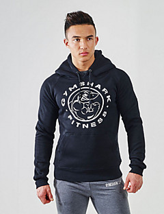 Gymshark muscle brothers latest fashion leisure sports men's fleece