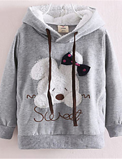 Girls' Hoodie & Sweatshirt,Cotton Winter Long Sleeve