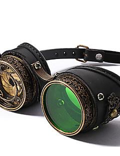 אביזרי לוליטה לוליטה גותי / לוליטה פאנק משקפיים בהשפעת וינטאג' Black לוליטה אביזרים לוליטה טלאים ל נשים