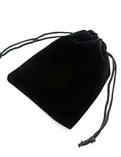 쥬얼리 백 패브릭 3PCS 블랙