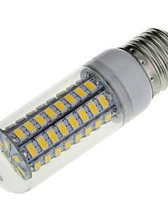 18W E14 / E26/E27 LED-lampa T 72 SMD 5730 1650 lm Varmvit / Kallvit Dekorativ AC 220-240 V 1 st