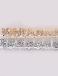 beadia 1 pcs moda resultados da jóia lagosta fechos&anel de salto&friso tampas&cadeias de extensão&brinco gancho&pinos