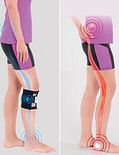 Kniebrace Sport Ondersteuning Beschermend / Gezamenlijke ondersteuning / Verstelbaar Recreatie Sporten / Fitness / Hardlopen / badminton