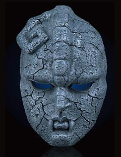 Maschera-Chi Ch-K- diResina-Bianco