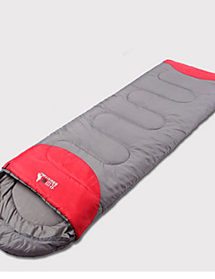 Sleeping Bag Rectangular Bag Single 10°C Down220X75 Hiking / Camping Moistureproof Windproof/KEEP WARM