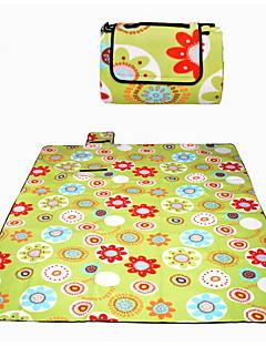 Moistureproof / Waterproof Nylon Camping Pad / Sleeping Pad / Picnic Pad Yellow