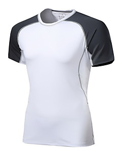 Sports Outdoor Breathable Color T-shirt