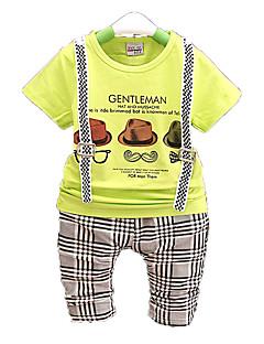 neuer Sommerkinder Kleidung, Jungenklage, Kinder Baumwollklage, Baby sanfte Kleidung