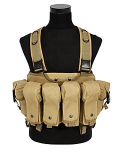outdoor molle systeem tactische vest paintball militaire gevechtstroepen jacht vest mannen voor bescherming ak schort