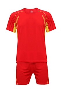 Enfant Football Ensemble de Vêtements/Tenus Respirable Séchage rapide Printemps Eté Automne Hiver TérylèneExercice & Fitness Sport de