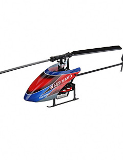 Skyartec RC Helicopter WASP NANO CPX 3D Brushless (Without TX) (MNH03-2)