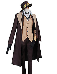 Bungo Stray Dogs Chuya Nakahara Cosplay Costume Suit