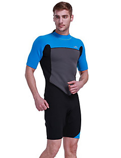 SBART® Mulheres Homens 2mm Roupas de mergulho Mergulho Skins Anti AtritoTérmico/Quente Resistente Raios Ultravioleta Compressão Corpo