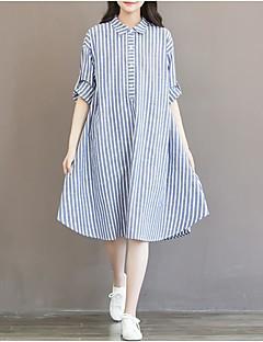 Maternity Shirt Collar Ruffle Shirt,Linen Long Sleeve Plus Size
