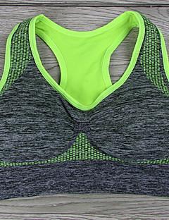 Ioga Conjuntos de Roupas/Ternos Respirável / Compressão / Confortável Stretchy Wear Sports Mulheres-Esportivo,Ioga