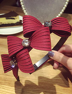 Women Diamond / Fabric Headband,Cute / Casual